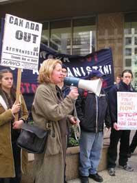 Bowen Island City Councilor & Former Mayor Lisa Barrett